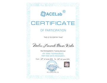 certificado datarecoverylab