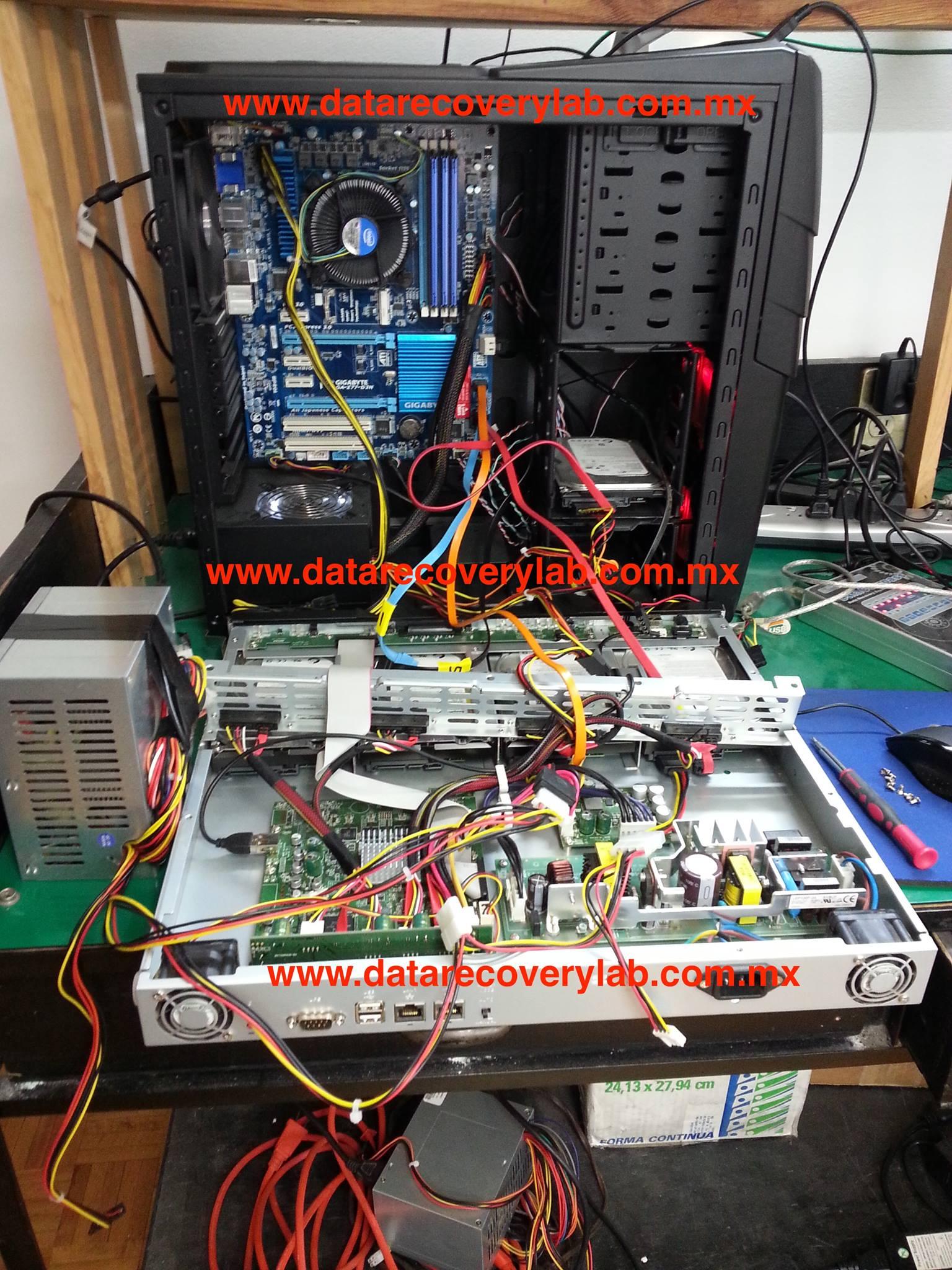 Raid Data Recovery Lab